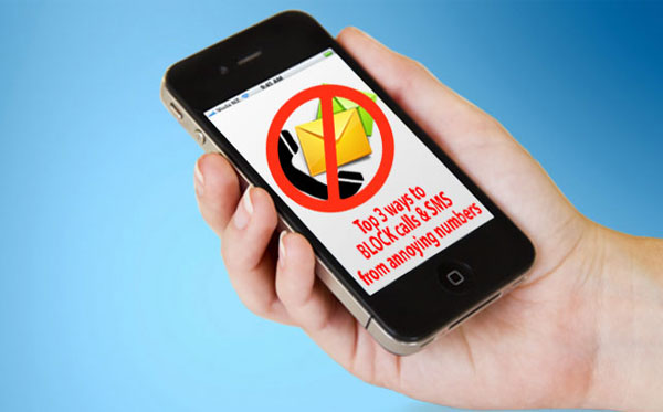 3 ways to block calls and SMS