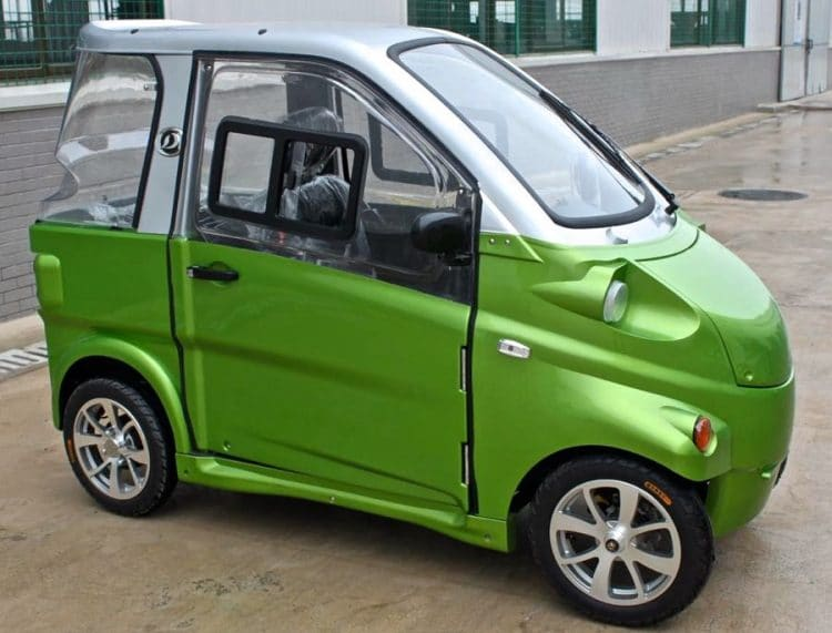 Seater Electric Car In Pakistan