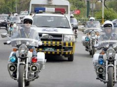 Traffic Police Lahore free vehicle repair service