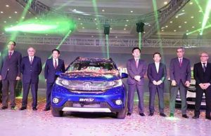 Honda BR-V launches in Pakistan