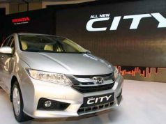 Honda City 2017 launches in pakistan