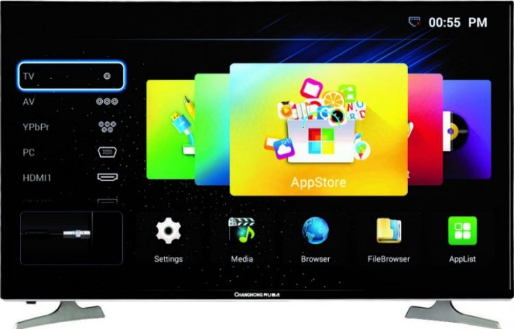 Changhong Ruba Digital Smart TV