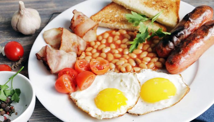 English Breakfast Places in Lahore