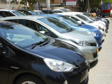 Japanese Cars Import transfer of the vehicle