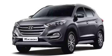 Hyundai TUCSON In pakistan